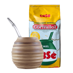 Yerba Mate set Honey CBSE Miel